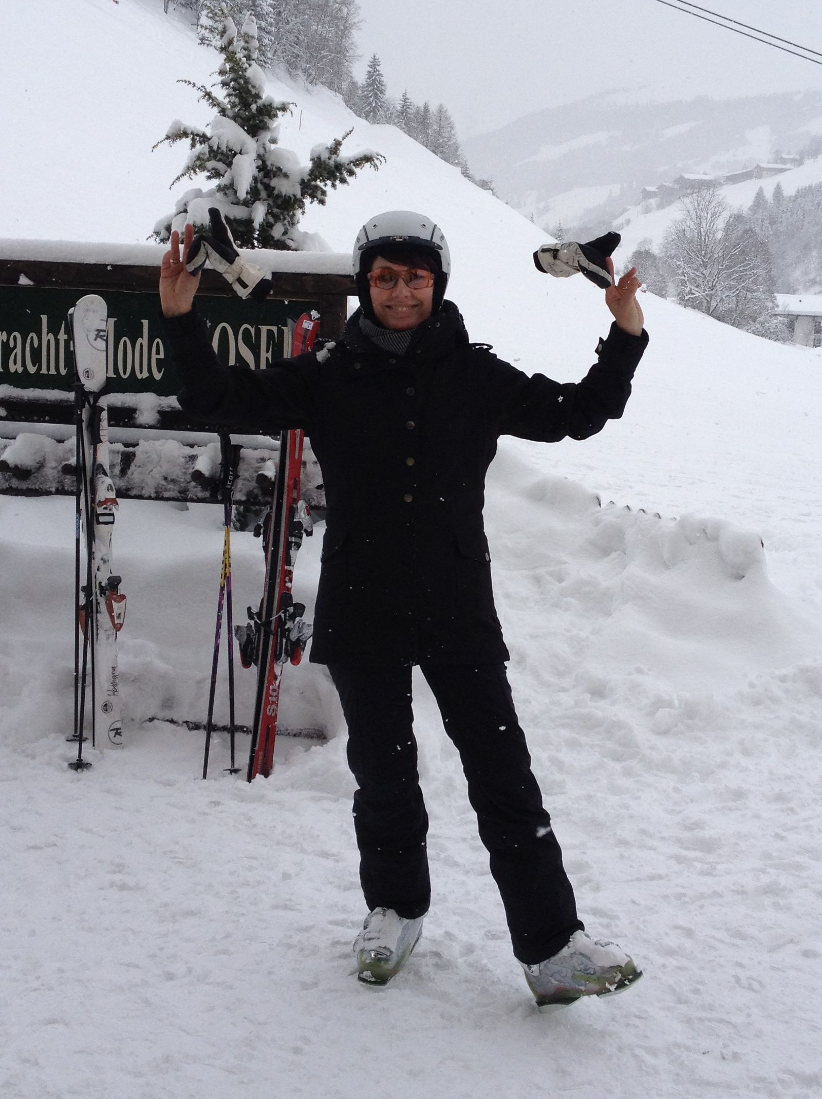Maureen sneeuw