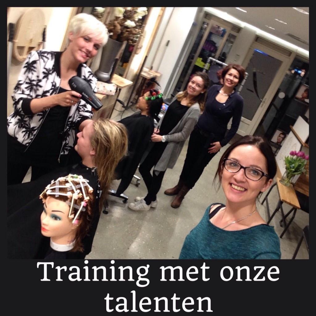 Talenten Training